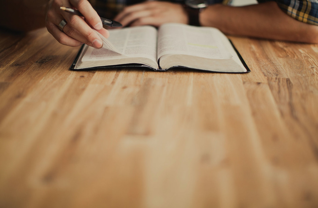 How Do We Read the Bible as the Unfolding Story of God?