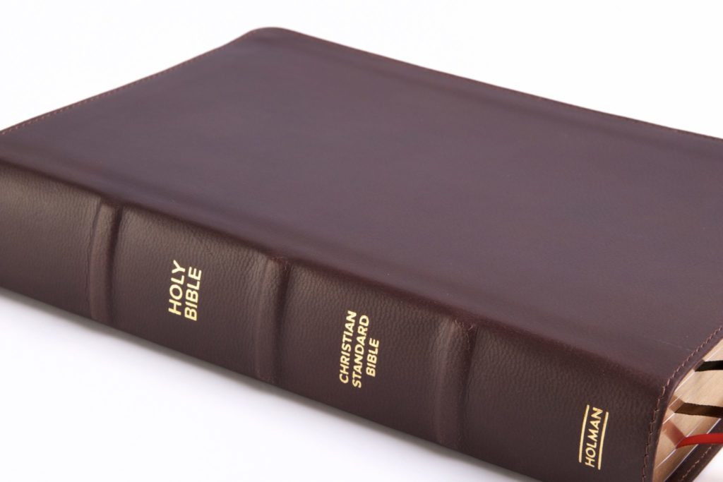 The CSB Pastor's Bible Now Available