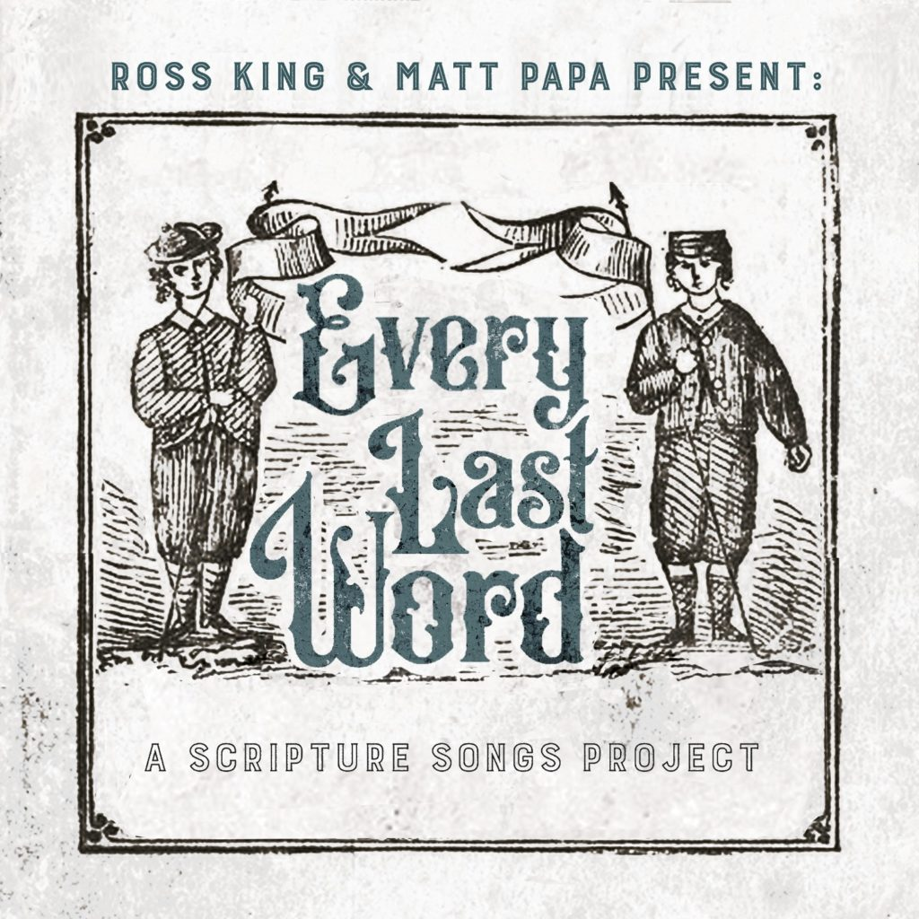 "Introducing ""Every Last Word"""